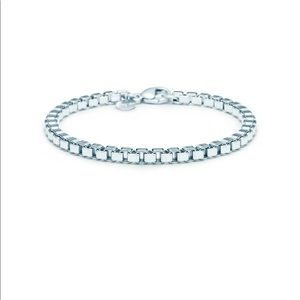 Tiffany and co, Venetian link bracelet